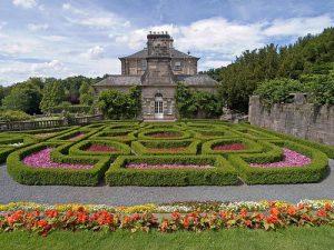 Gardens at Pollok House