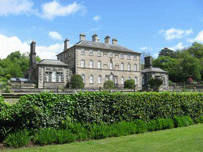 Pollok House circa 2011, photo courtesy John Polk, Clan Pollock Historian