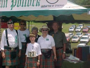 Clan photo 2003